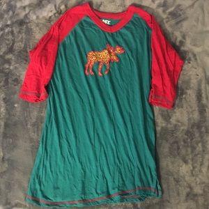 Other - Baseball pajama shirt, washed but never worn.